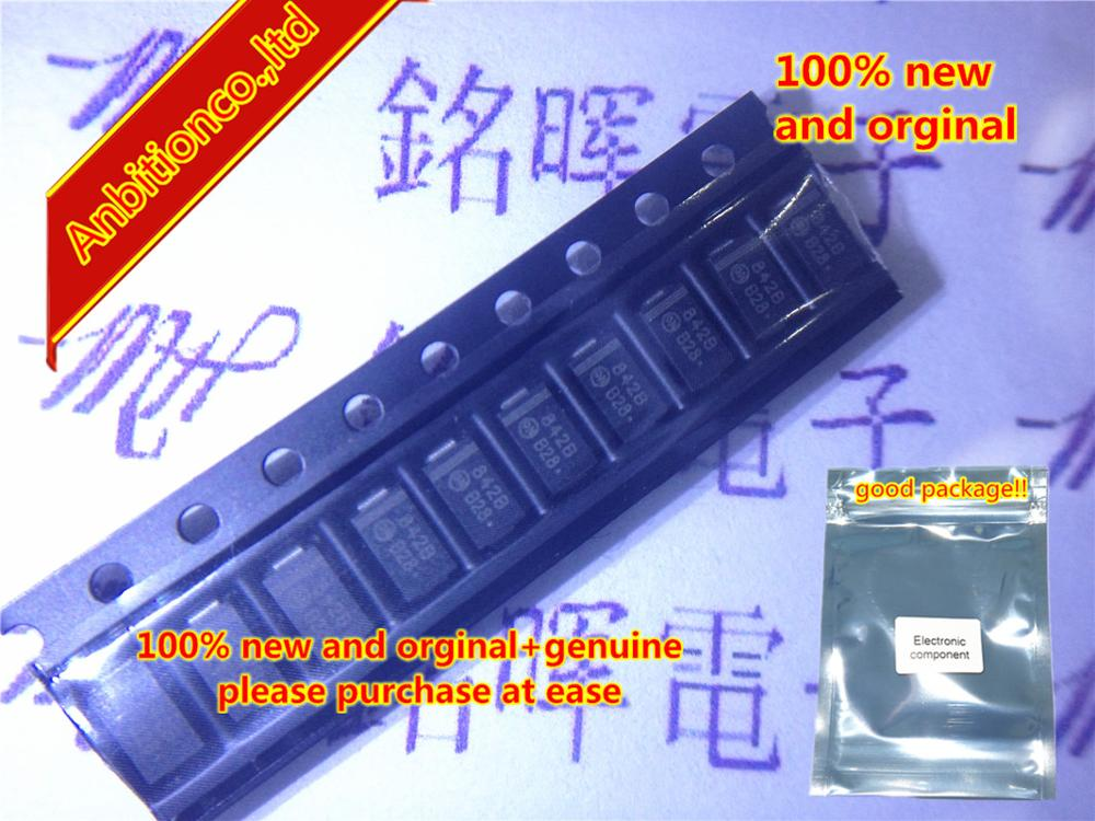20pcs 100% New And Orginal 1SMA5942BT3G Silk-screen 824B SMA 1N5942B 51V In Stock