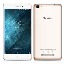 Blackview A8 Max 4G 5.0″ HD IPS Smartphone Android 6.0 MTK6737 Quad Core 1.3GHz Cellphone 2GB+16GB 8MP 3000mah Mobile Phone