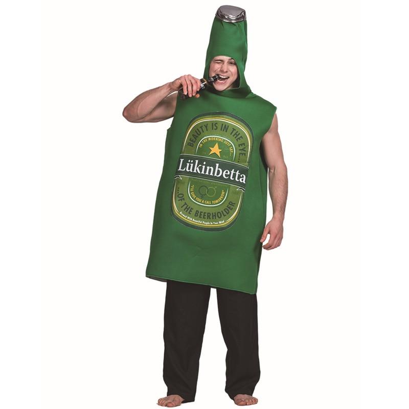 фото парень в платье с пивом