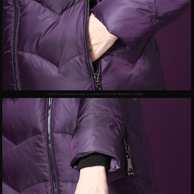 Épais Duvet 2018 Plume D'hiver Col Black Manteau Le Pardessus Vers Fourrure Qualité Renard purple Canard Win6 Chaud Femmes Jurchen De Bas wine Veste Red Blanc 90 Nouvelle pqxA6XWHw