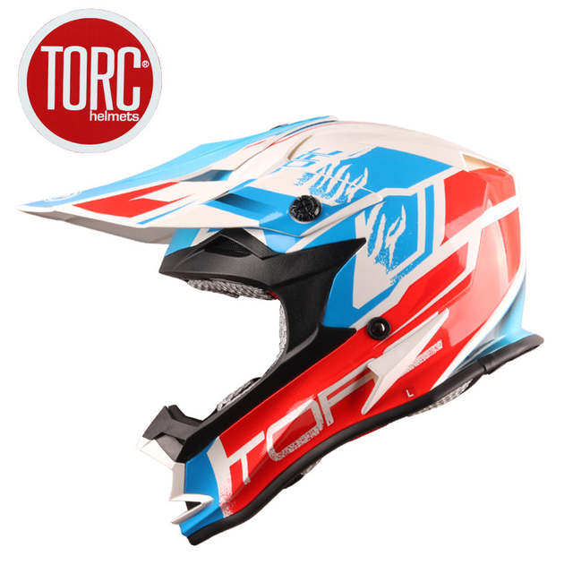 Online Shop TORC T32 off-road helmet motocross helmet torc casco casque  moto capacetes motorcycle helmets shield ECE certification  b833a51e80