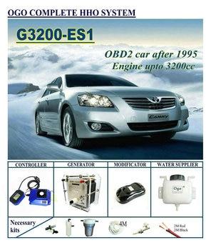 OGO Complete HHO system G3200-ES1 Smart PWM CHIP UPTO 3200CC
