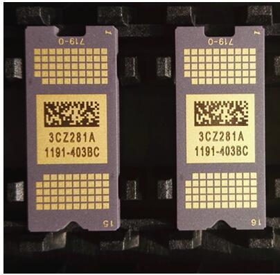 1191-403bc Projector DMD Chip 1191-403BC Projector DMD Chip  DLP4710FQL  DLOP4711FQL