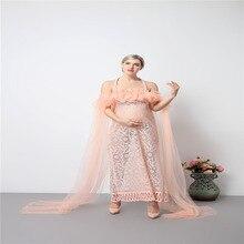 Maternity Photography Long Dress