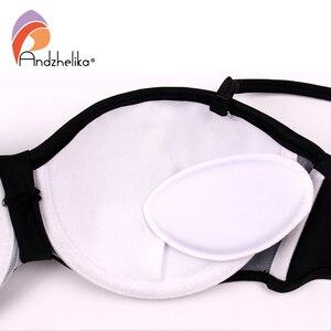 Image 5 - Andzhelika Gợi Cảm Đầm Bikini Nữ Push Up Bikini Bộ Brasil Đầm Hạ Eo Đồ Bơi Đi Biển Áo Tắm Biquini AK19015