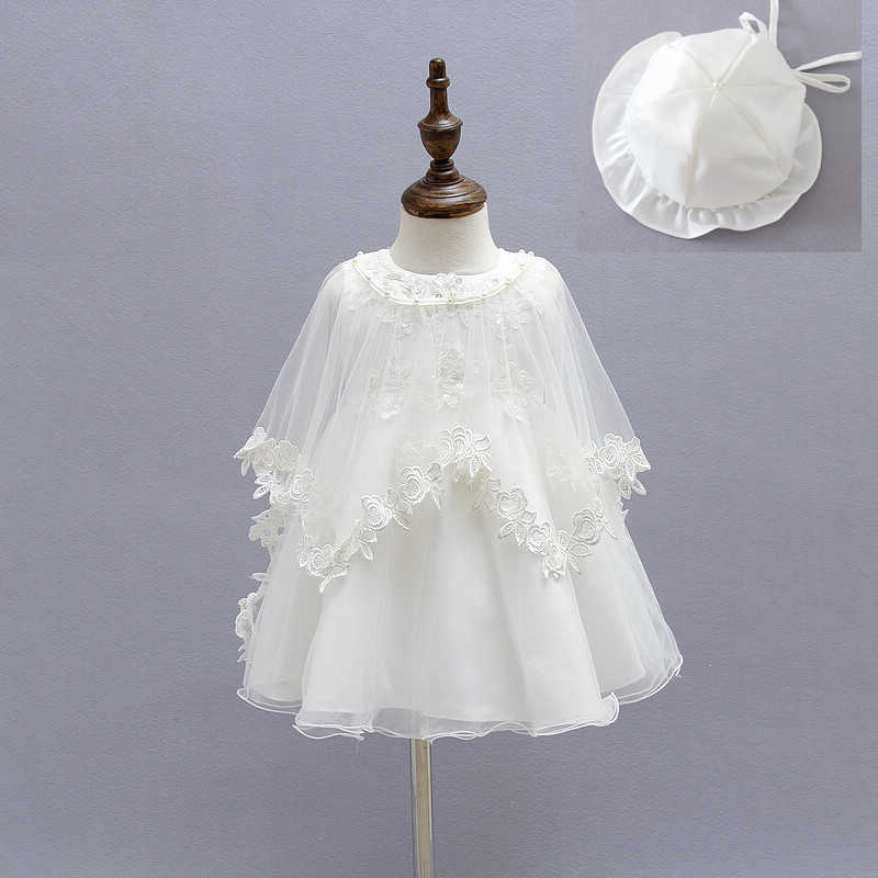 19fcb4264a1a3 Detail Feedback Questions about Ivory Christening Baby Girl Dress 1 ...
