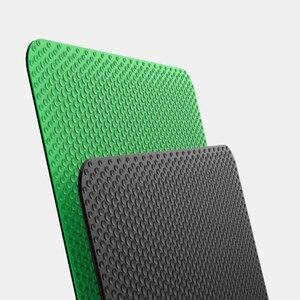 Image 2 - Оригинальный ультратонкий коврик для мыши Xiaomi MIIIW E sports 2,35 мм, минималистичный нескользящий дизайн нижней части, материал из поликарбоната для работы и электронных видов спорта