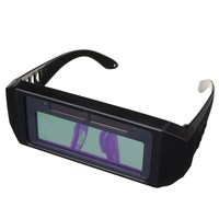 Safurance Solar Powered Auto Darkening Welding Mask Helmet Eyes Goggle Glasses Workplace Safety Protection