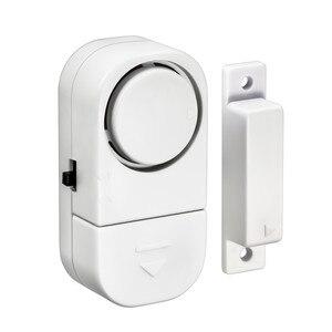 Image 3 - Независимые магнитные датчики, независимая Беспроводная Входная охранная сигнализация для дверей дома и окон, охранная сигнализация