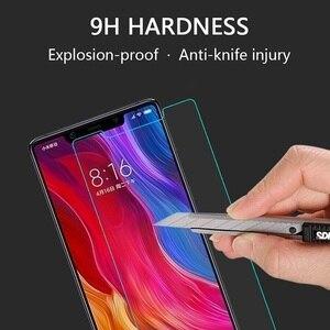 Image 3 - VSKEY 100 pièces 2.5D verre trempé pour Xiaomi Pocophone F1 Mi 6X 5X Play 5s A1 A2 S2 Y2 Y3 8 9 Film protecteur décran
