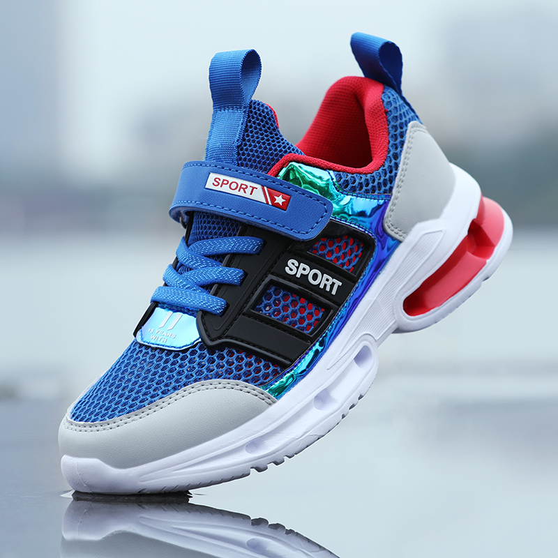 ULKNN Kids Shoes Boys Sneakers Autumn New Boys Girls Child Boy Child Student Sports shoes Child Running shoes sneakers