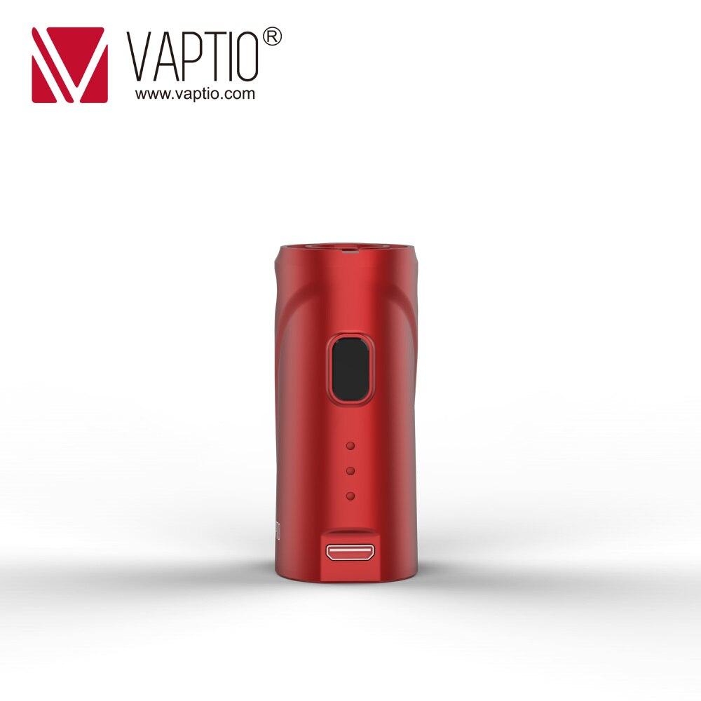 gift 5pcs coils Vaptio P1 Mini S Kit with 1300mAh built in battery vape mod 50W Vape KIT 2 0ML atomizerl vaporizer e cigarette in Electronic Cigarette Kits from Consumer Electronics