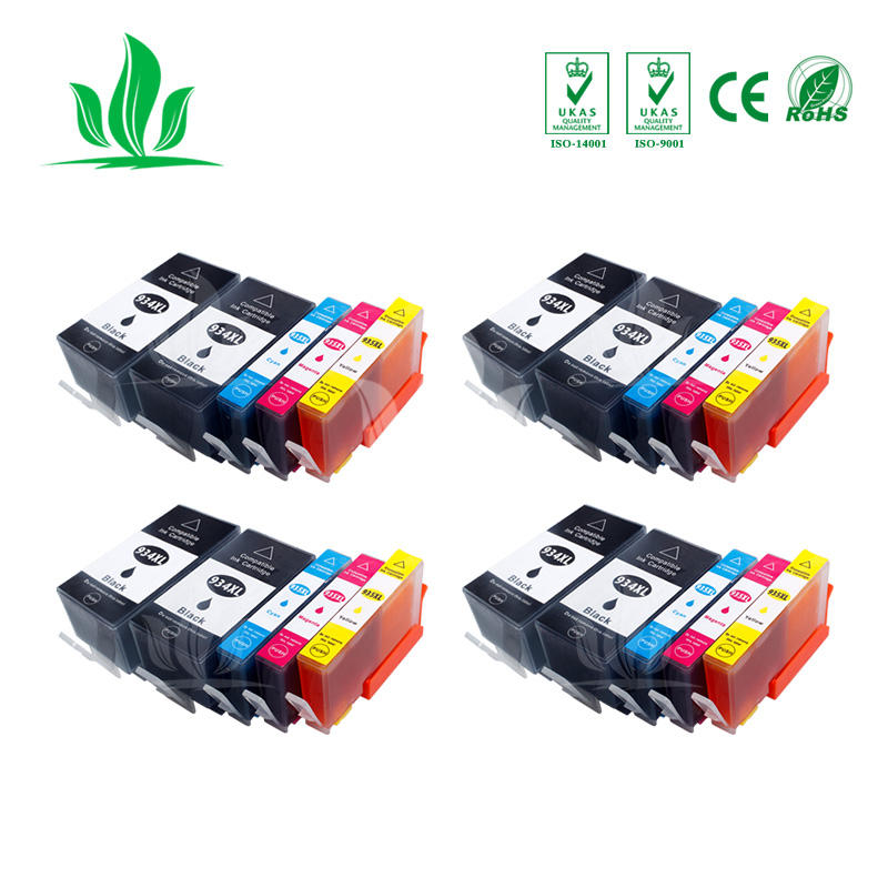 20pcs 934XL Compatible Ink Cartridge for HP934 HP934XL HP 934, suit for Officejet Pro 6835 6830 6815 6230 6812 Printer20pcs 934XL Compatible Ink Cartridge for HP934 HP934XL HP 934, suit for Officejet Pro 6835 6830 6815 6230 6812 Printer