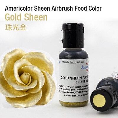 AmeriColor Amerimist Metallic & Pearl Sheen Airbrush Soft ...