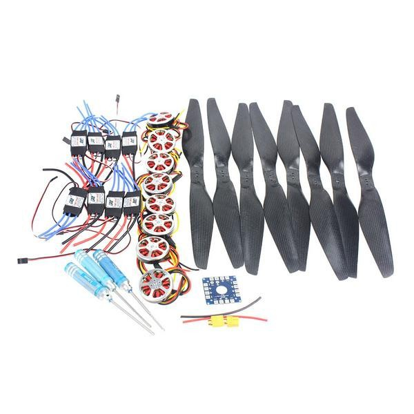 JMT 4-Axis Foldable Rack RC Quadcopter Kit APM2.8 Flight Control Board+GPS+750KV Motor+14x5.5 Propeller+30A ESC+AT10 TX f02015 g 6 axis foldable rack rc quadcopter kit apm2 8 flight control board gps 1000kv brushless motor 10x4 7 propeller 30a esc