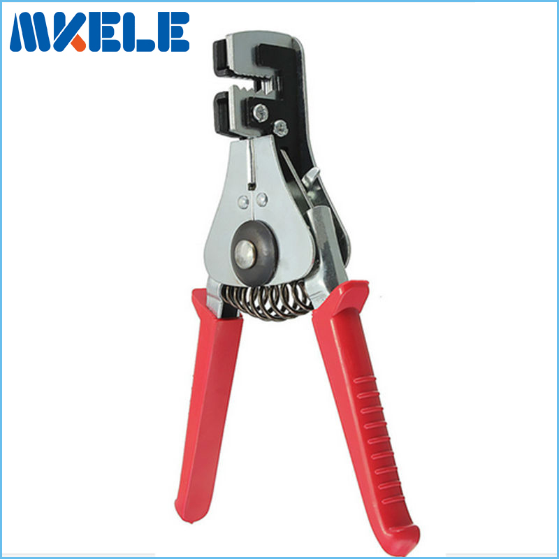 کابل اتوماتیک سیم کابل Stripper Strimper Crimping Plier Tool Cutter Diaxonal Cutting انبردست پوست کنده
