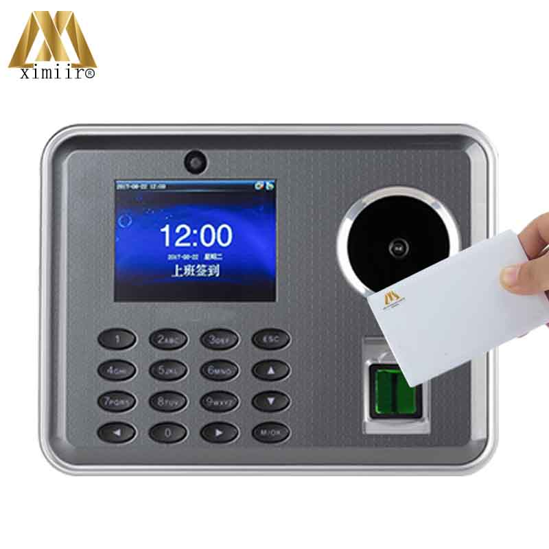Iclock680-P Palm Time Attendance Biometric Fingerprint Time Recording With 13.56MHz MF Card Time Clock