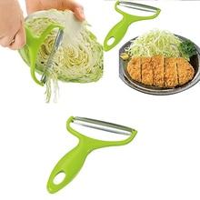 Vegetable Peeler Cabbage Grater Potato Slicer Cutter Fruit Knife Salad Tool