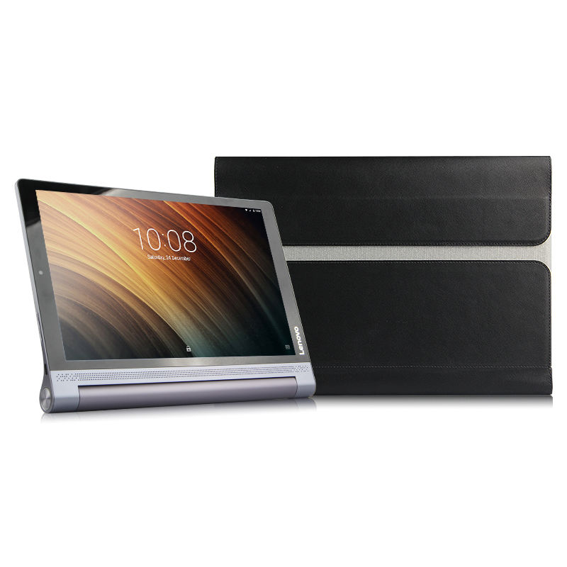 Case For Yoga Tablet 10 Protector Leather Cover Cases For Lenovo YOGA TAB 10 B8000 B8000-h B8000-f B8080 10.1 Protectiv sleeve new original for lenovo thinkpad yoga 260 bottom base cover lower case black 00ht414 01ax900