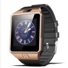 Smart watch original smartwatch sim tf karte mit nachricht bluetooth-konnektivität android telefon für iphone smart watch für huawei
