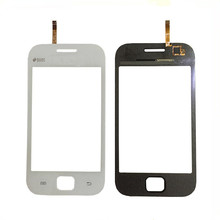 High Quality For Samsung Galaxy Ace Duos S6802 6802 3.5 inch Touch Screen Digitizer Front Class Panel Lens Sensor Replacement