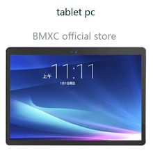 BMXC official Original 10.1 inches 3g 4G LTE Phone call Android 7.0 Quad Core IPS Tablet PC 16GB 32GB WIFI bluetooth GPS tablets