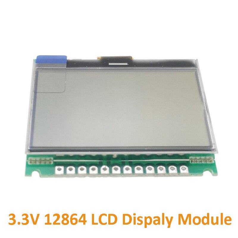 1PC 3.3V 12864 LCD Dispaly Module 12864G-086-P Dot Matrix Module with Backlight COG 1PC 3.3V 12864 LCD Dispaly Module 12864G-086-P Dot Matrix Module with Backlight COG