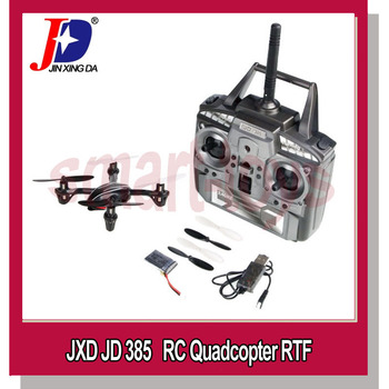 JD-385 JXD 385 RC Quadcopter / Hand Throwing 3D / 6 Axis Gyro 4CH 2.4GHz UFO RTF