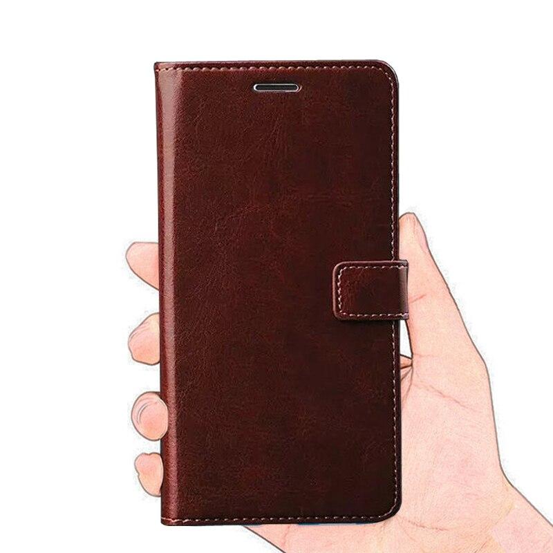 Xiaomi Redmi 3s pro case leather Funda de cuero flip de lujo para - Accesorios y repuestos para celulares - foto 6