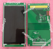Maithoga 4.5 นิ้ว 24Bit 16.7M TFT LCD หน้าจออะแดปเตอร์ ILI9806 ไดรฟ์ IC 480 (RGB) * 854