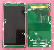 maithoga 4.5 inch 24Bit 16.7M TFT LCD Screen with Adapter Board ILI9806 Drive IC 480(RGB)*854