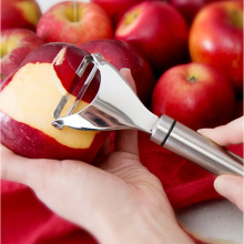 Stainless Steel Precision Kitchenware Potato Carrot Fruit Apple Orange Citrus Sharp blade 360 zester vegetable peeler цена в Москве и Питере