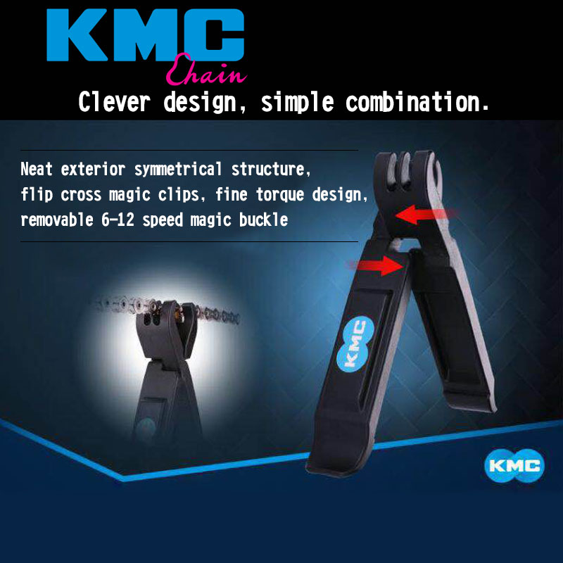 KMC MISSING JOINING CONNECTING LINK REMOVER PLIERS TOOL