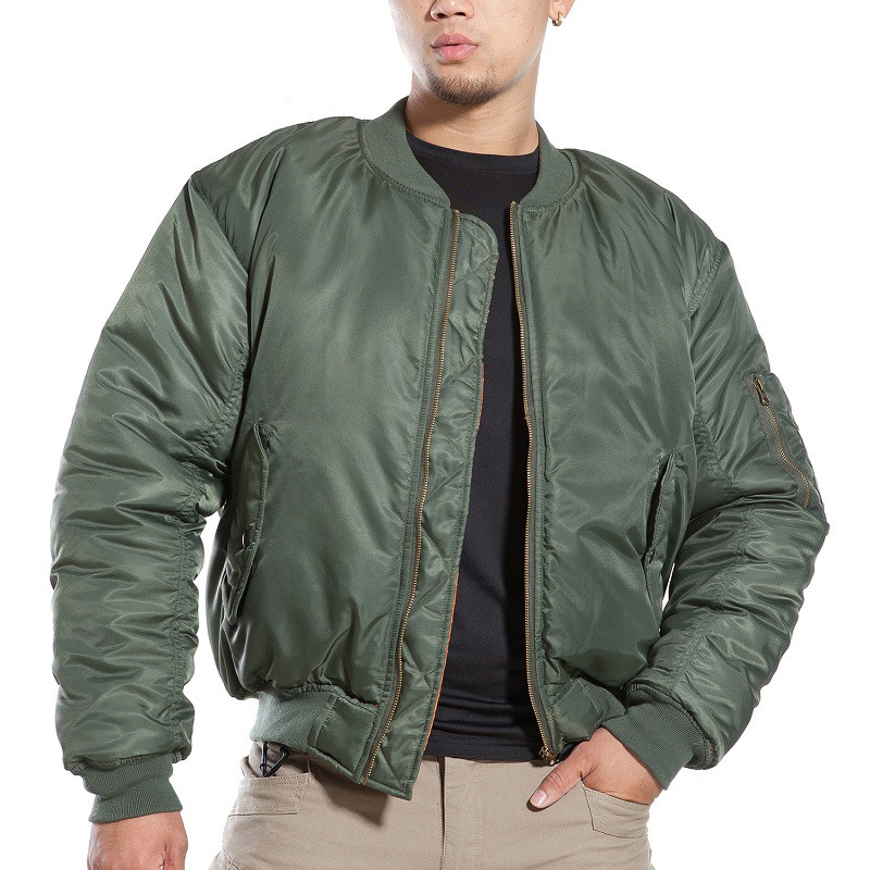 Army Air Force Fly Pilot Jacket Military Airborne Flight Tactical Bomber Coat Men Winter Warm Aviator Motorcycle Running Jacket airborne pollen allergy