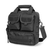 BURAQ Men Bag Molle Equipment Tactics Military Men Messenger Bags 20L Big Capacity Chest pack Crossbody Sling Shoulder