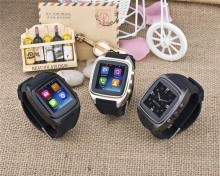 Android smart watch WiFi+GPS+SIM+3G+GSM /Pedometer+Heart Rate Monitor Options Android Watch phone Wrist Watch