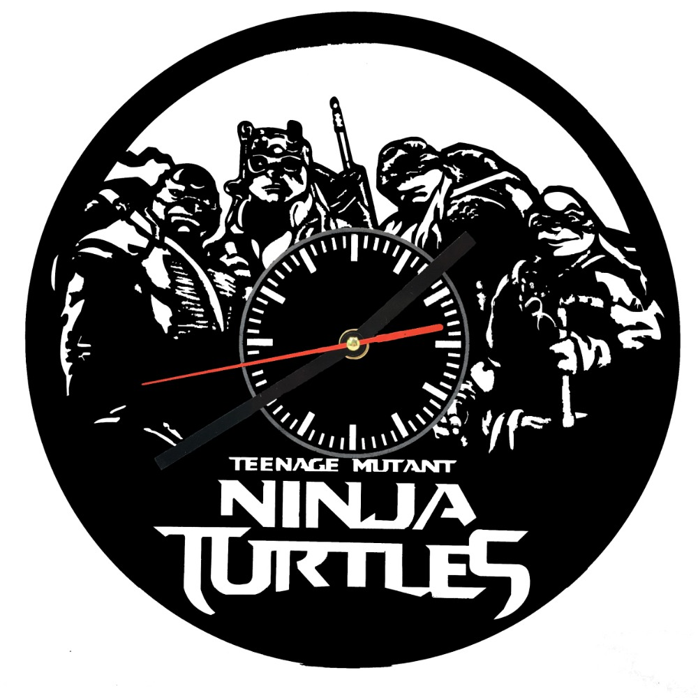 Ninja Turtle Wall Decor online get cheap ninja turtle clock -aliexpress | alibaba group