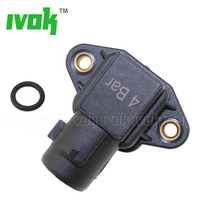 4 Bar 4BAR Air Pressure MAP Sensor For Modified Honda Civic Del Sol Accord CR V