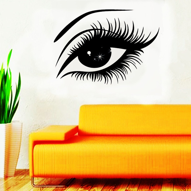 Aliexpresscom Buy Christmas Decorations For Home Women EYES - Vinyl stickers designaliexpresscombuy eyes new design vinyl wall stickers eye wall