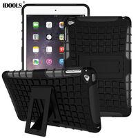 Cover For Apple Ipad Mini 4 Case Luxury PC TPU Hybrid Trending Style Anti Dust 7