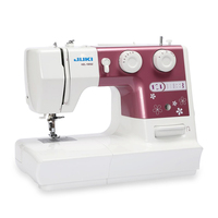 JUKI heavy sewing machine household electric multi function desktop automatic knitting machine sewing sewing machine