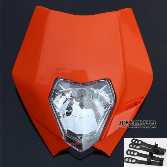 Kawasaki lukturi ktm priekšējie lukturi bezceļu motocikls zhenglin - Auto lukturi - Foto 1