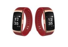 S68 умный Браслет Приборы для измерения артериального давления Часы Heart Rate Мониторы Одежда заплыва Водонепроницаемый Фитнес трекер smartband для iOS телефона Android