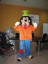 BING RUI CO Adult Goofy Mascot Costumes Goofy dog mascot costumes for adults