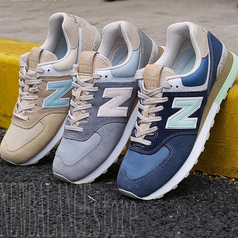 NEW BALANCE NB574 Authentic Mens/Womens Running Shoes,The high qualitY Classic REVlite Outdoor Sports Shoes Sneakers Eur36-48NEW BALANCE NB574 Authentic Mens/Womens Running Shoes,The high qualitY Classic REVlite Outdoor Sports Shoes Sneakers Eur36-48