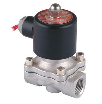 ; 5 шт. в лоте 1/2 ''Порты для воды из нержавеющей стали электромагнитный клапан уплотнение 2S160-15 клапаны DC12V DC24V AC110V AC220V