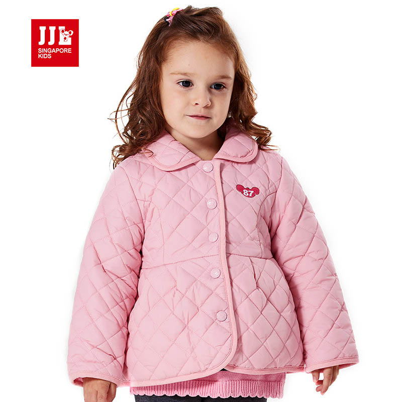 baby girl jacket winter coat single breasted for brand girl toddler baby jacket outerwear children s