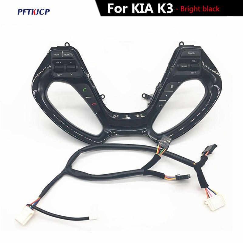 free shipping For KIA CERATO K3 2016 2017 Steering wheel audio volume music control button switchfree shipping For KIA CERATO K3 2016 2017 Steering wheel audio volume music control button switch