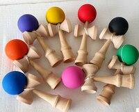 Kendama Large Wooden Hardwood Toy Beech Paint Walnut Store Have Pill Jumbo Kendama Usa Poise Ball