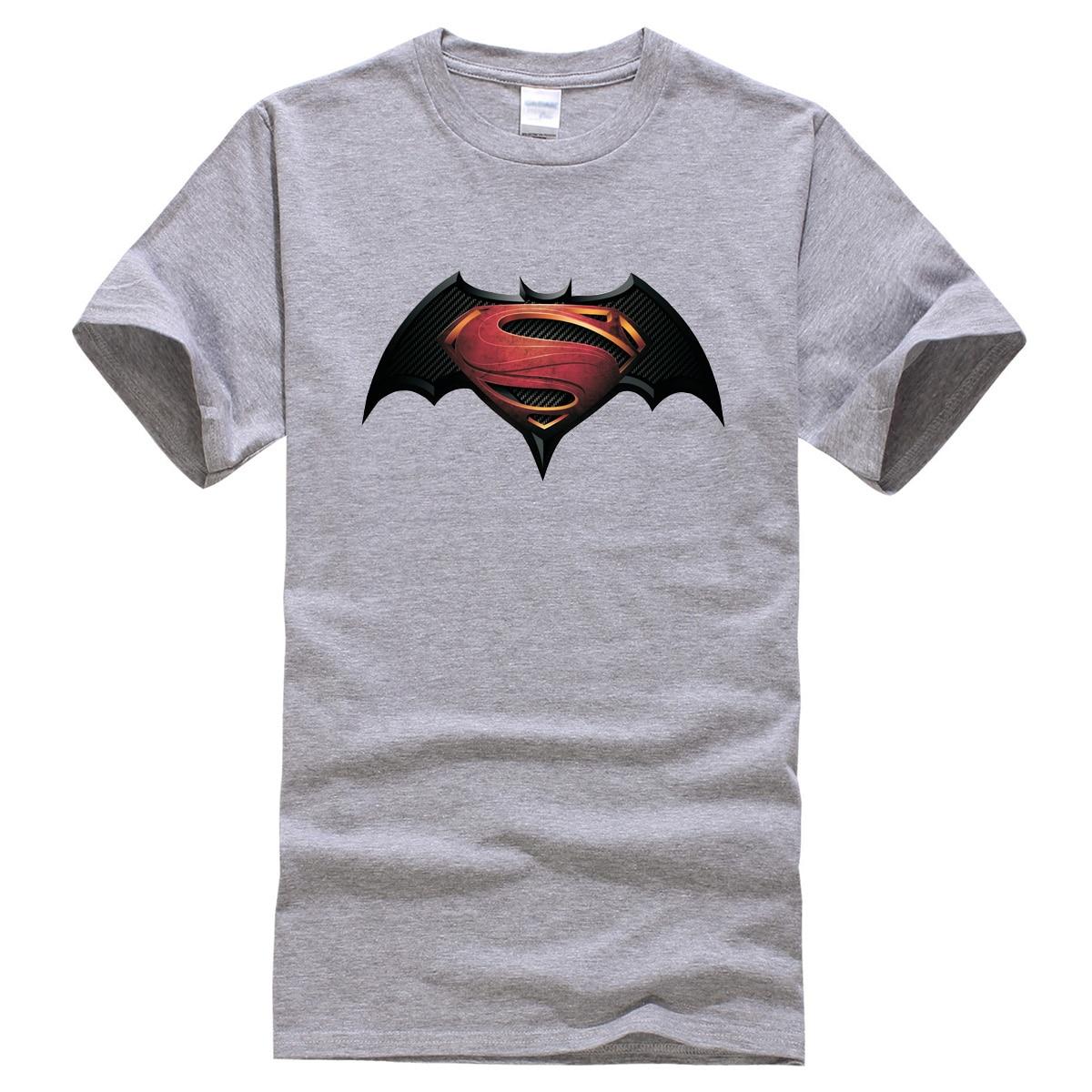Hot 2019 summer T-shirt for men short sleeve loose tee shirt BATMAN fashion various colours available men's T-shirts top brand
